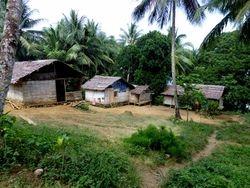 Kokolomboi village, west Peleng