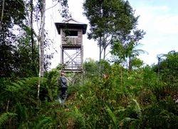 watch tower above Kokolomboi
