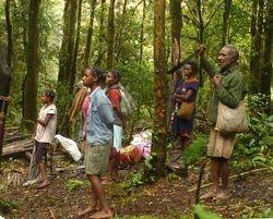 porters at Camp Jepan
