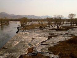 Tool River near UB