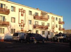 apartment block at Dalanzadgad