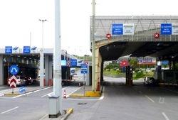 border between Greece and Macedonia,