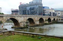 15th century stone bridge