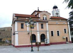church of St. Dimitrij