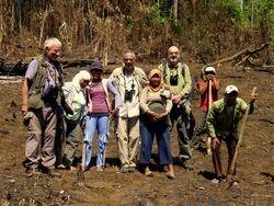 us near Sandakan, east Peleng