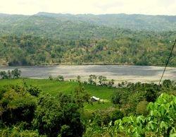 dry river bed near Malino, Sulawesi