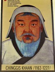 Gengis Khan poster