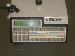 Wayfarer 3 ticket machine