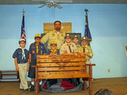 Pack 49 Community Service Presentation
