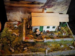 Irish Cottage - Jane Harrop