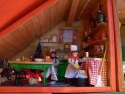 Rugby Miniaturists Santas' Workshop