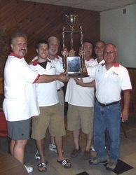 Xtreme 2007 Team & Trophy