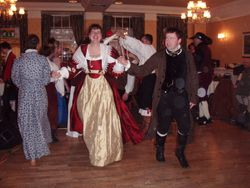 Time Traveller's Ball 2007