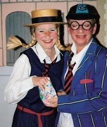 Bertie & Gertie