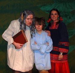 Old Troll, Small Troll & Gerda
