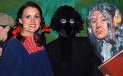 Gerda, Crow & Troll