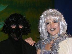 Crow & Queen
