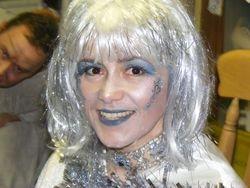Very Pretty Snow Queen