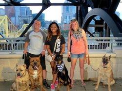 Pup Night at PNC PARK friends
