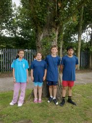 Scout Relay Team
