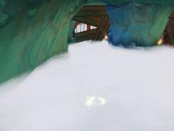 Whoa Fog by the vault