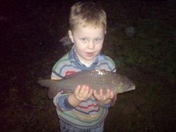 Cams 1st fish