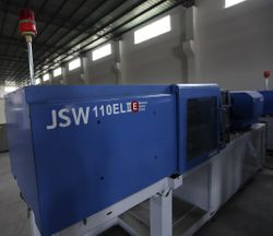 JSW 110ELI Electric Servo Drive Year 2002