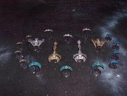 Necron Fleet