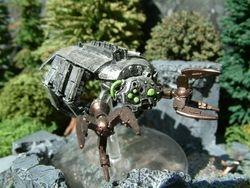Necron Tomb Spider