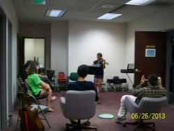 06/26/13' Music Therapy, Redwood City