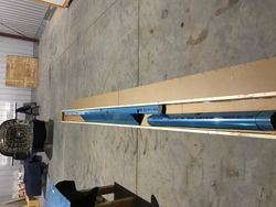 Wing Spars and Long Parts