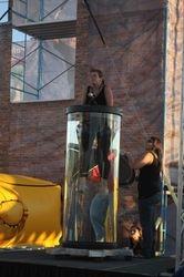 Kristen Water Torture Cell