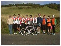 Before Hill Climb 2003