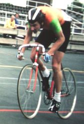 Tony Brown @ Herne Hill