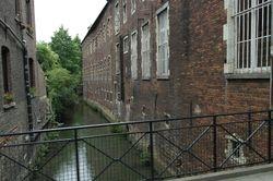 oud riviertje in leuven