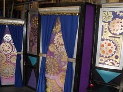 Backdrops for Steam-show