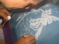 Painting Fairies
