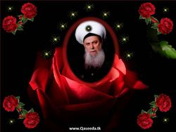 My Beloved Sheikh Mowlana Nazim Al Haqqani