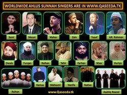 Islamic Singers