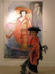 Musume Dojoji (a maiden at Dojoji)