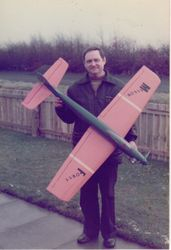 Davie Winning & His Meteor 40