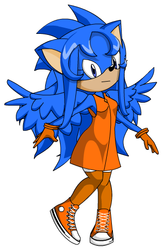 Sapphire the Hedgehog