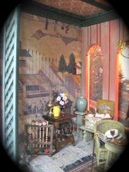 Tea House Interior-left side.