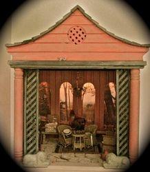 Tea House Front.