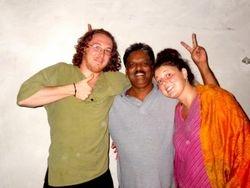 Hassan , Geo & Julia