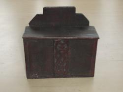 1/12 Dark Wood Sideboard