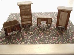 Rustic Bedroom Items