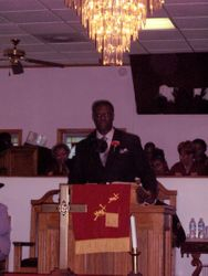 Rev.  Dr. Heyward