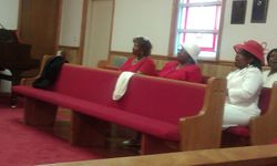 The Deacons Wives