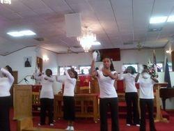 Praise Dancers